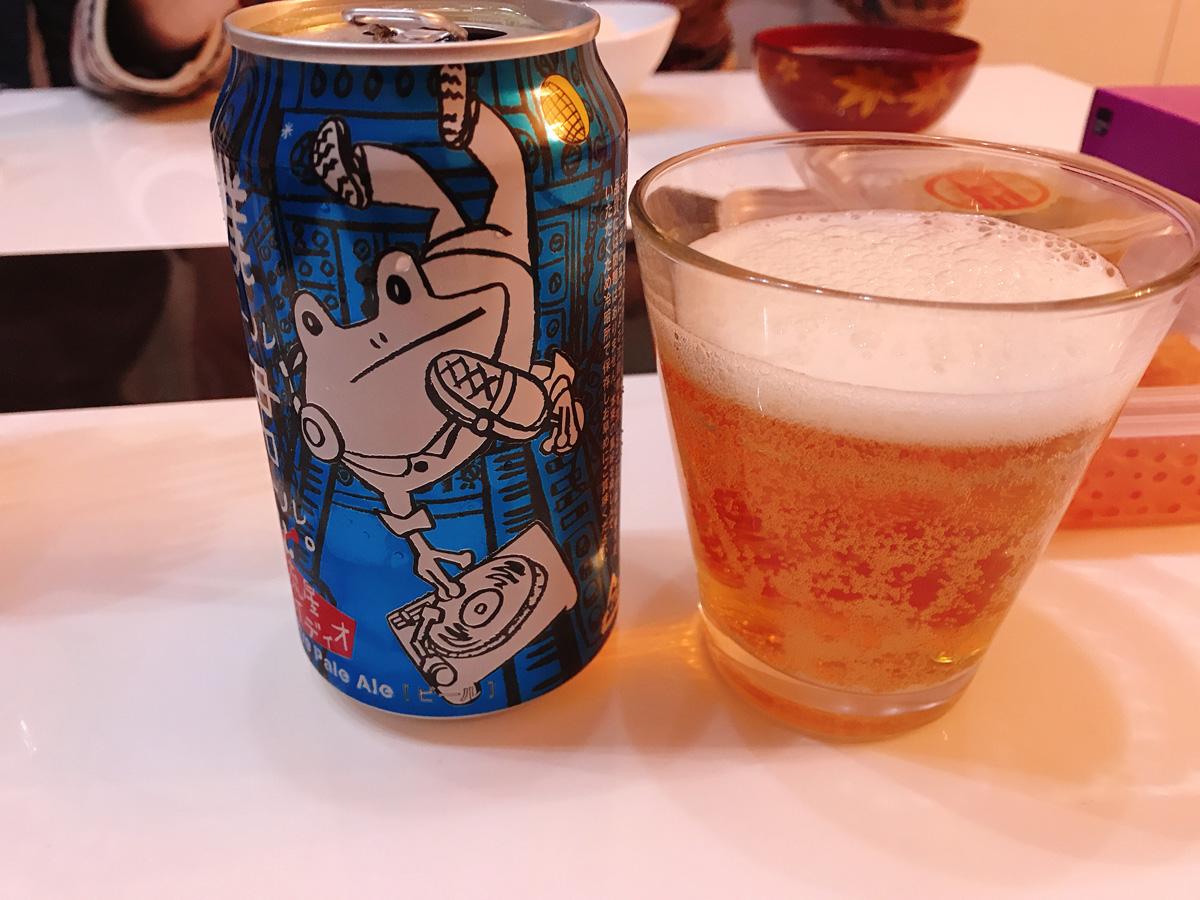 家飲み 20181209 僕ビール君ビール